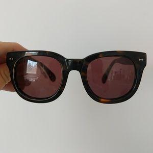 Madewell sunglasses tortoise shell NWT